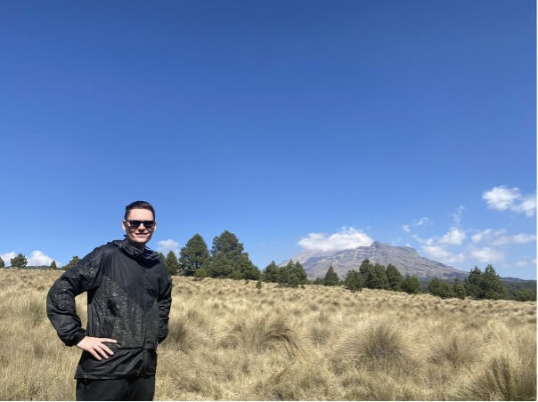 Izta Popo National Park is one of the best places near Mexico City.