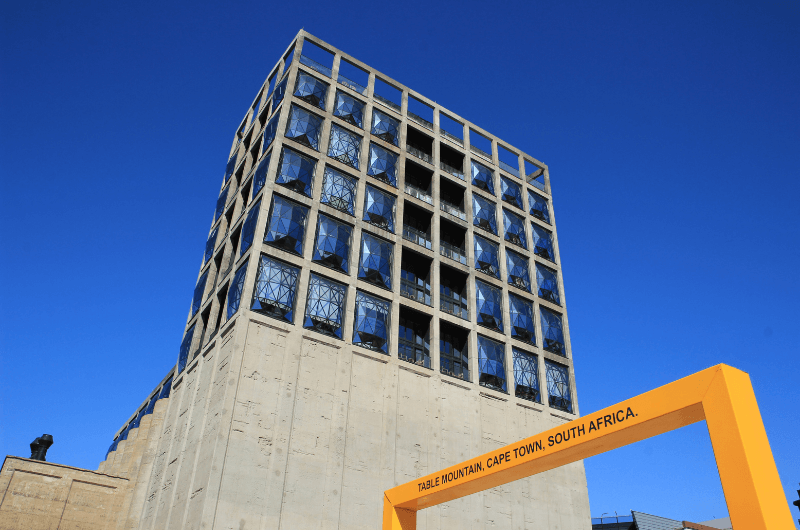 Zeitz Mocaa Museum of Contemporary Art, Cape Town