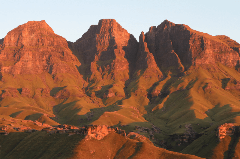 Drakensberg range, South Africa