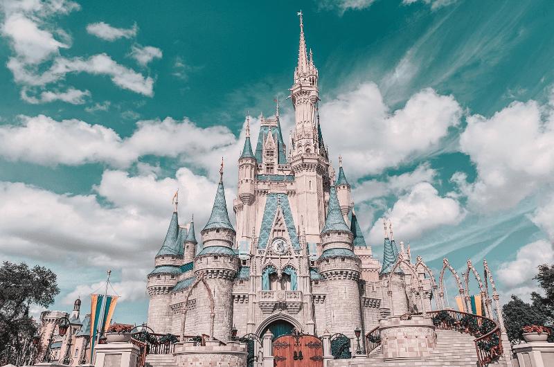 Cinderella Castle, Orlando Disney Park