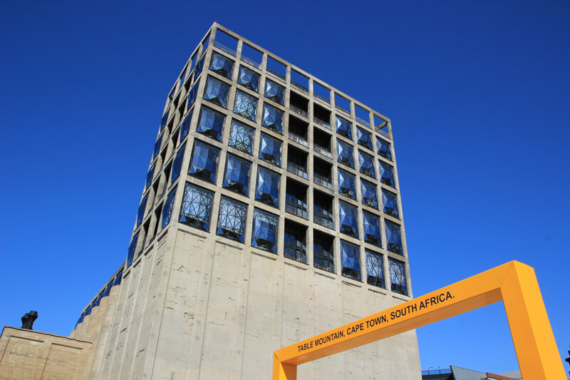 Zeits Museum of Contemporary Art Africa, Cape Town