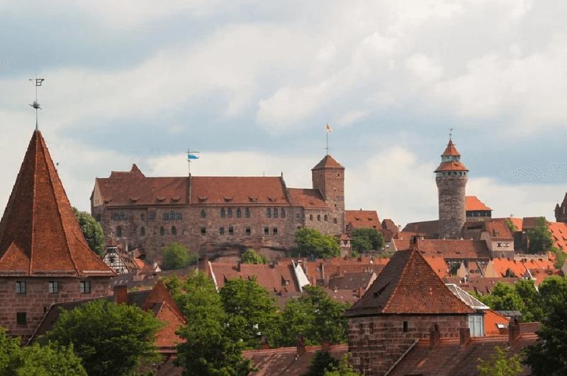 Nuremberg imperial castle, Kaiserburg