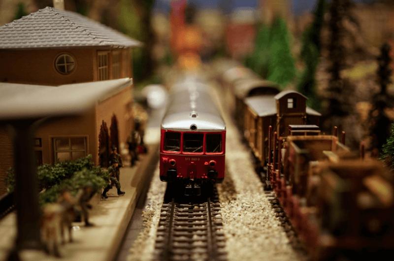 Toy Railway, Railroad Model