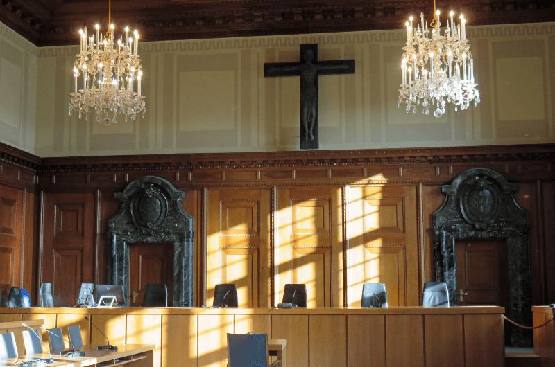 Courtroom 600, Nuremberg Trials Memorial