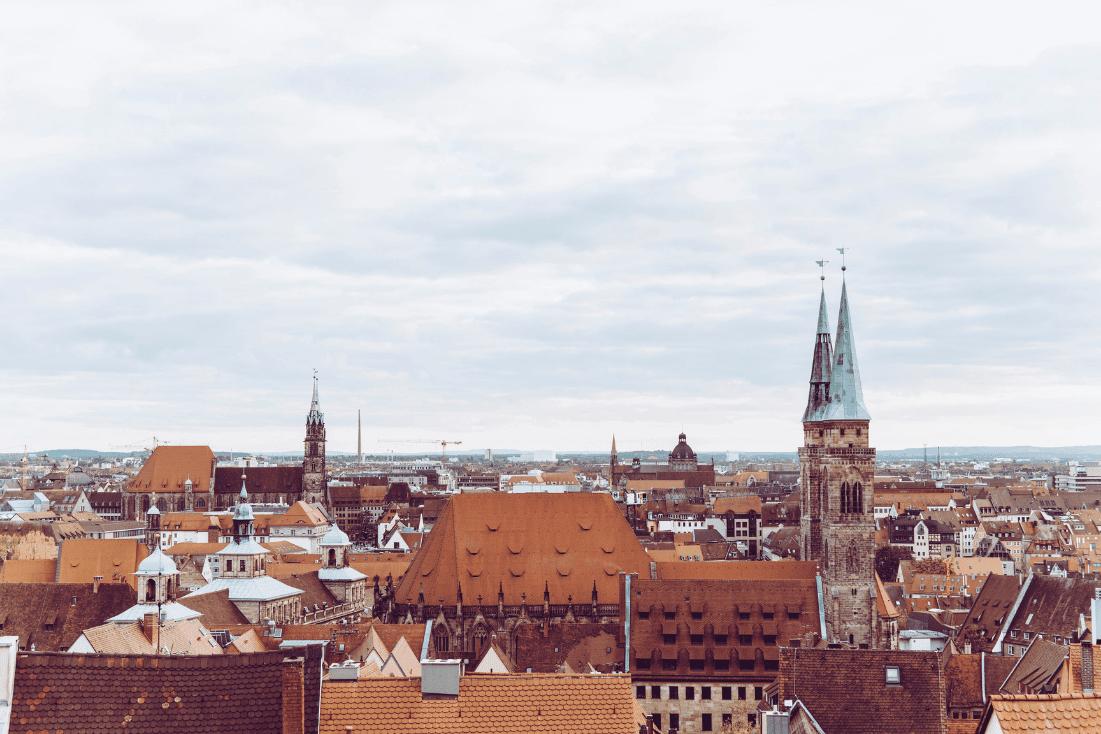 Nuremberg, Germany, Old Town